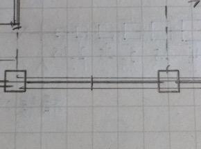 製図開口部の画像